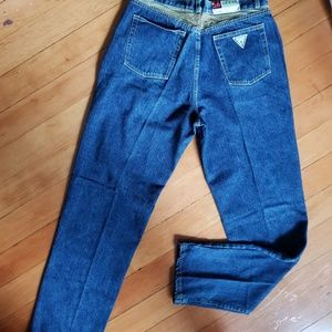 NWT 80's Guess jeans